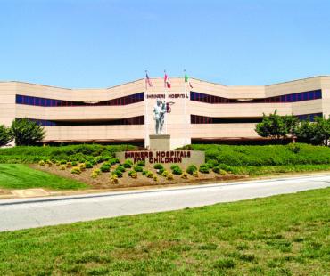 Shriners Hospitals for Children — Greenville