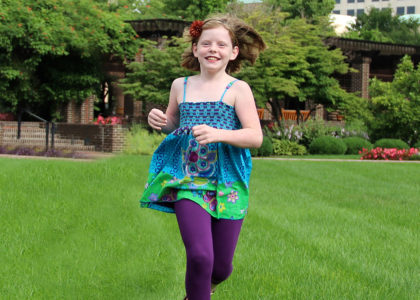 Walking Toward Endless Possibilities: the Story of Olivia Stamps