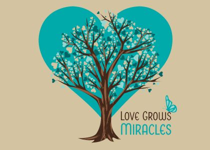 Love Grows Miracles: First Lady Anne Bergenske