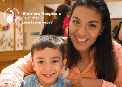 Shriners Hospitals for Children recognized as Brand of the Year